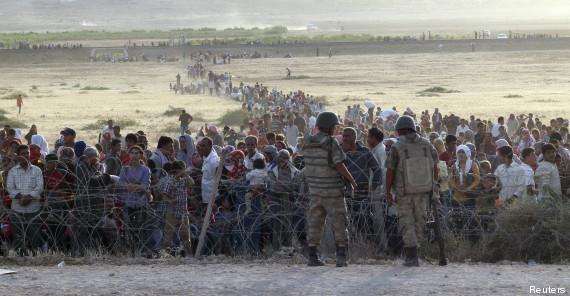kurdes syrie