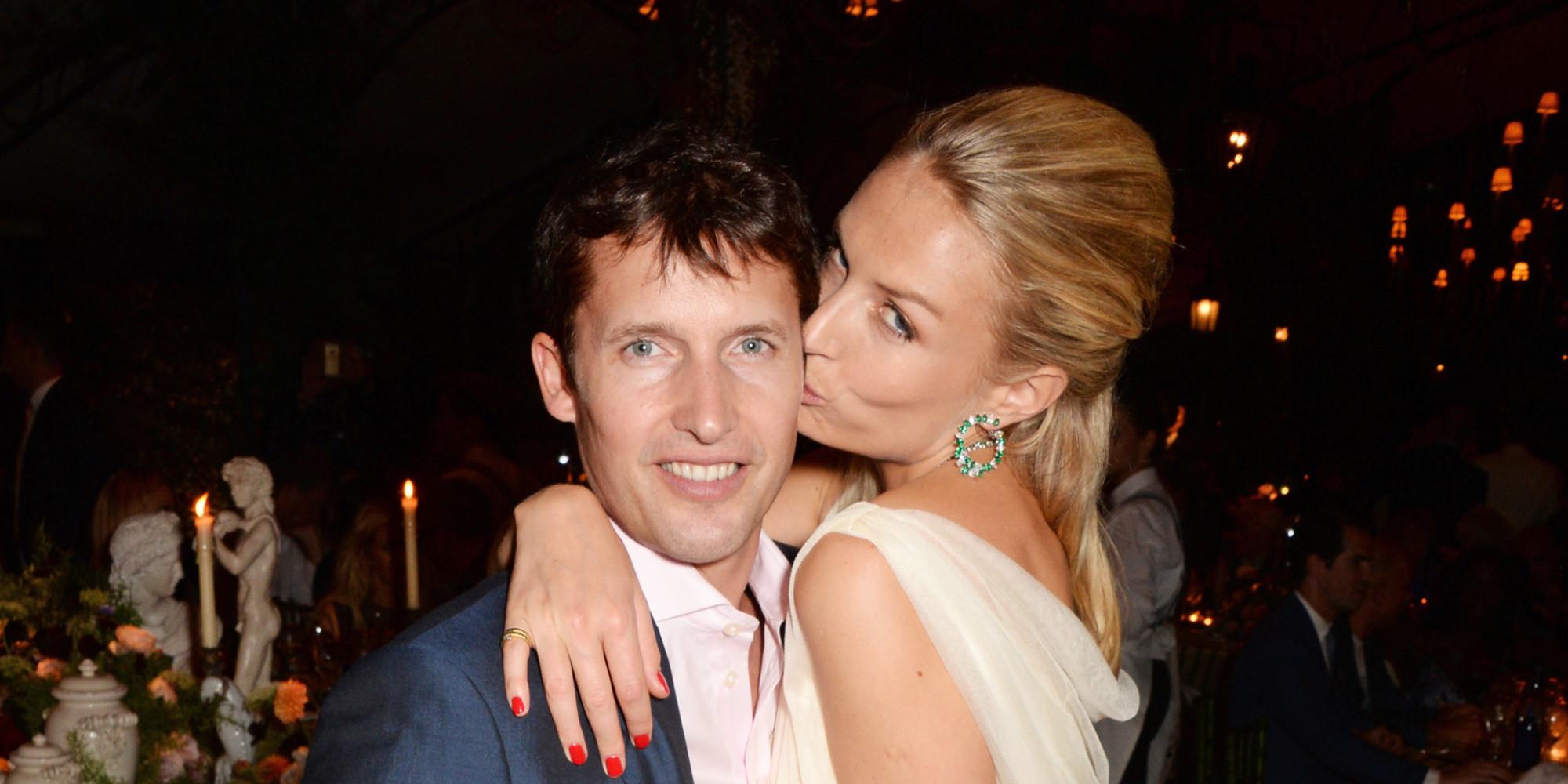 James Blunt Marries Sofia Wellesley | HuffPost