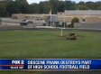 Mom, 2 Teens Allegedly Draw 100-Yard Penis On Football Field