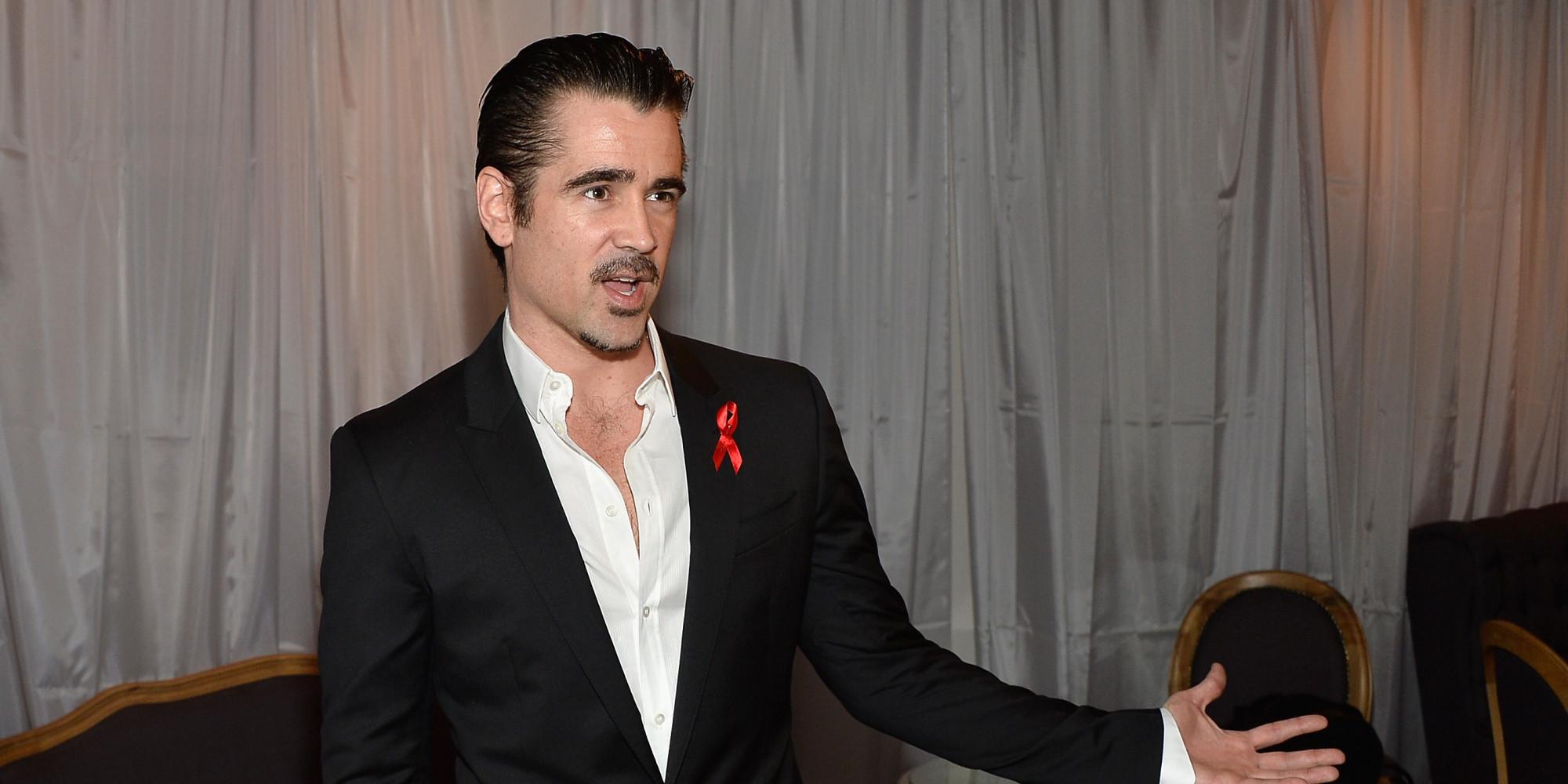 Colin Farrell Official...