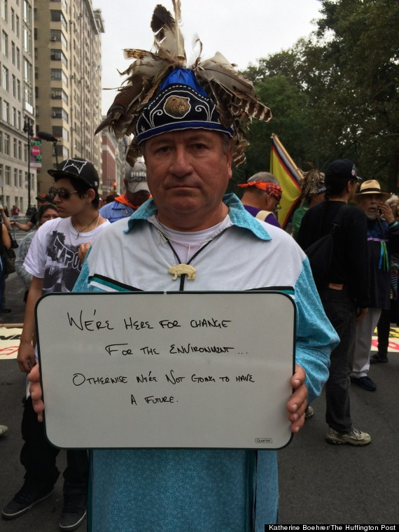 climate march 2