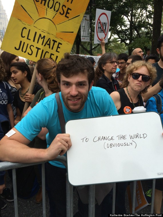 climate march 11