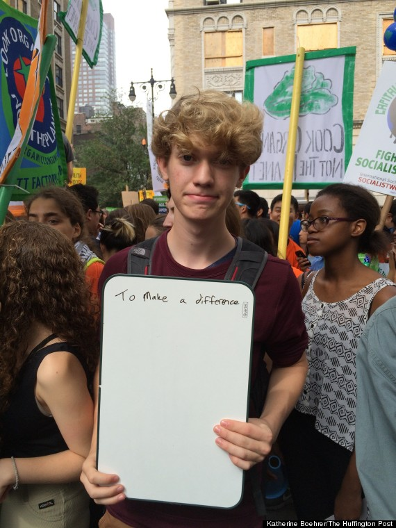 climate march 12