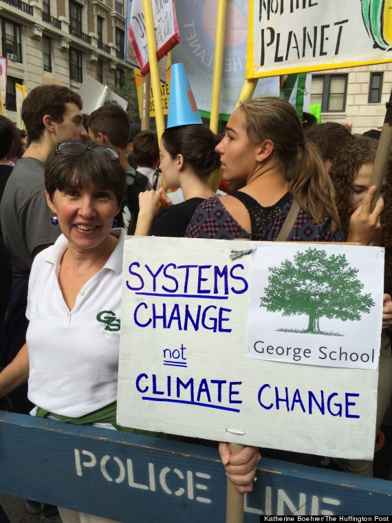 climate march 13