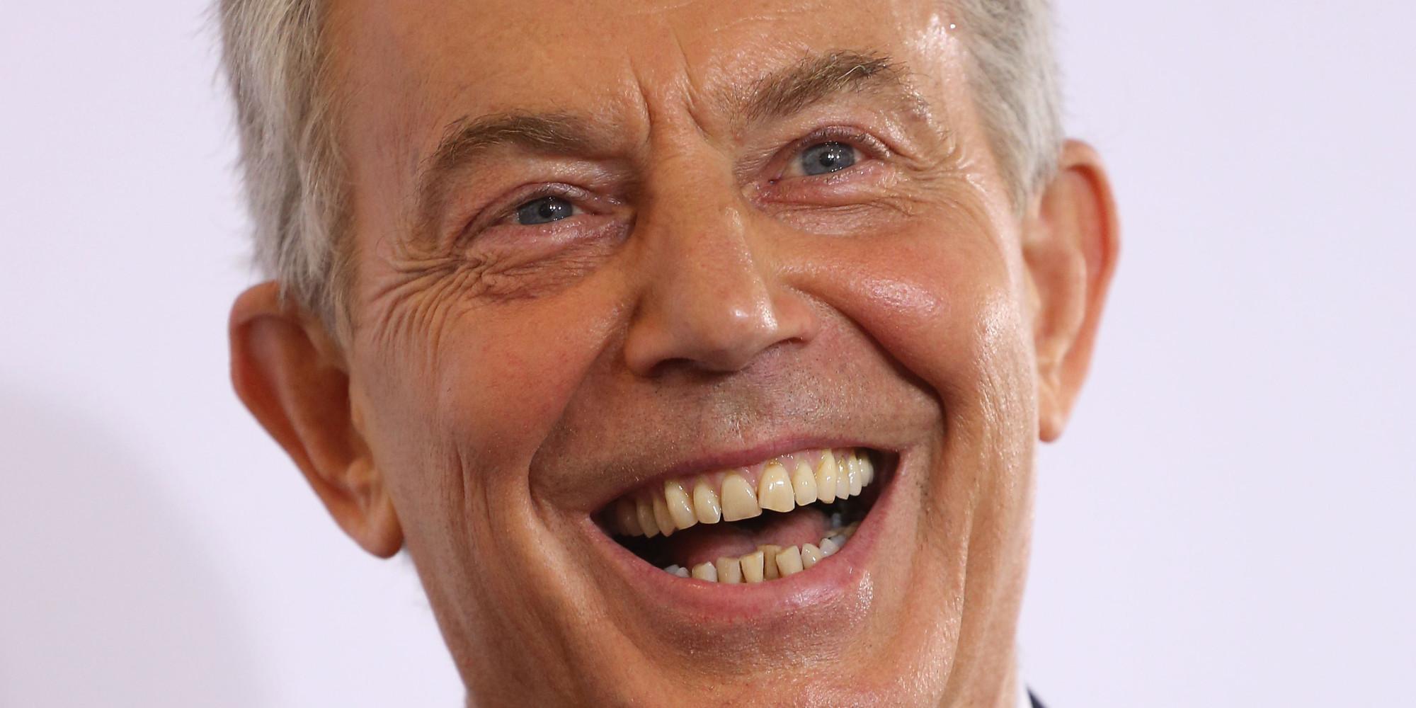 """Tony Blair: Masová migrace je """"pro zemi blahodárná"""", jelikož """"přináší čerstvou energii"""" a """"snižuje věk pracovní síly"""""""