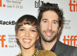 David Schwimmer Married Zoe Buckman