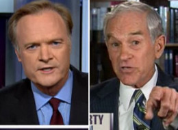 Lawrence Odonnell Ron Paul