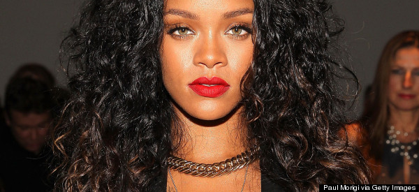 Rihanna's Nude Pics Shared Online?