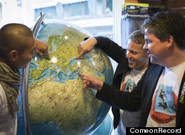 Trio Of Men Travels To 19 Countries In 24 Hours