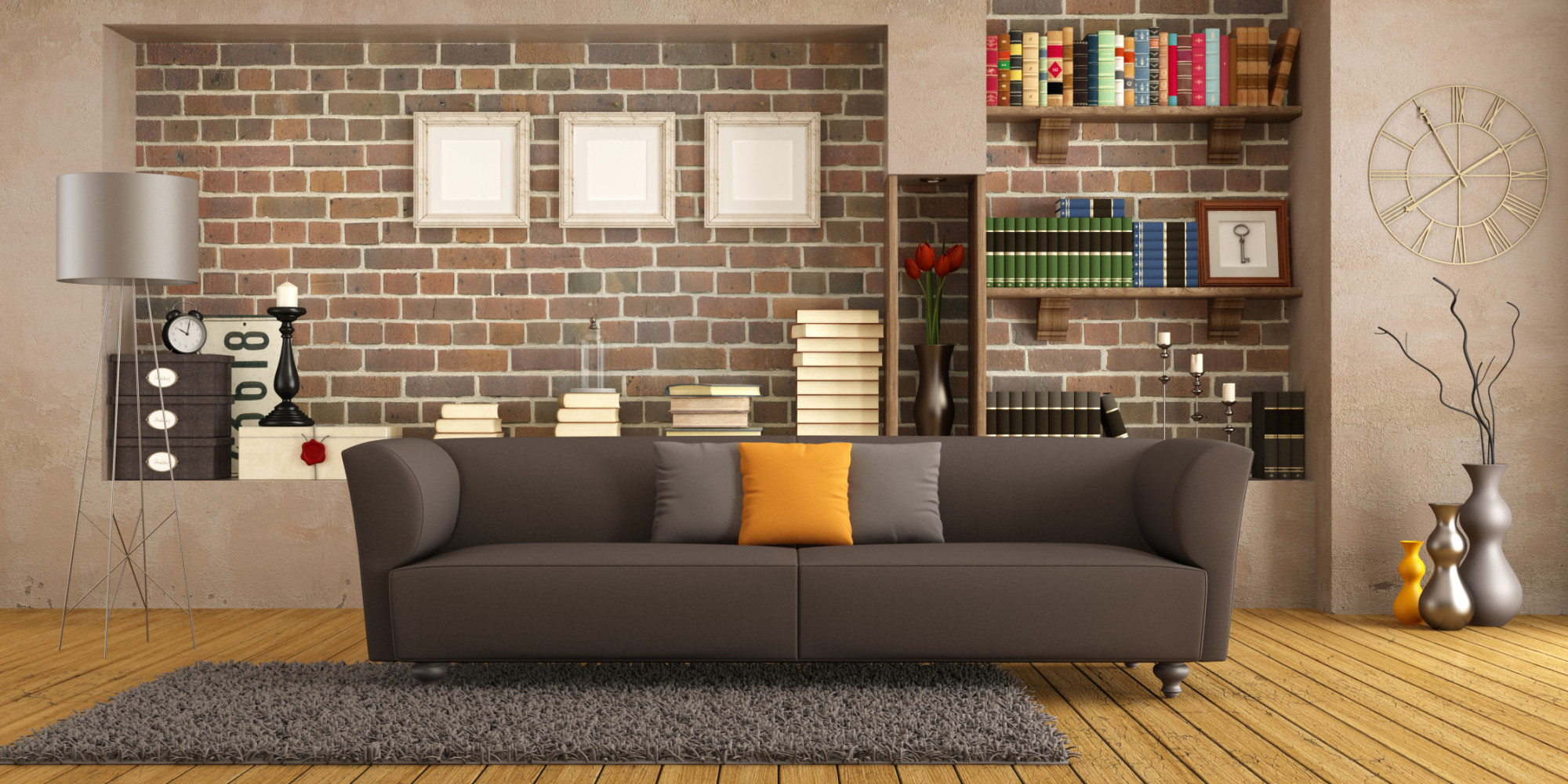 How to declutter your living room 11 things to throw out for Something living room 94