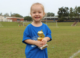 An Introduction To Soccer For 3- And 4-Year-Olds