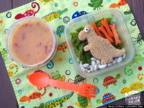 prehistoric lunch