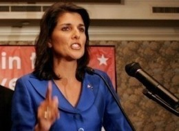 Nikki Haley Affair Allegations Details