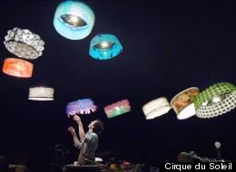 Cirque du Soleil + Drones = Pure Magic