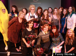 Jayde Adams Is Crowned Winner Of The 2014 Funny Women Award