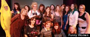 FUNNY WOMEN 2014 AWARDS