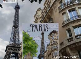 Un récit de voyage en Europe à découvrir en dessins et «stop motion» (VIDÉO)