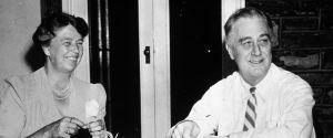 Eleanor Roosevelt Franklin Roosevelt