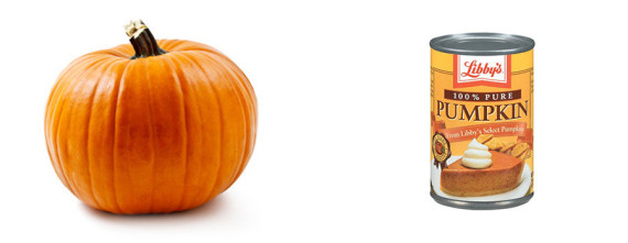 all of the things you can make with a can of pumpkin huffpost