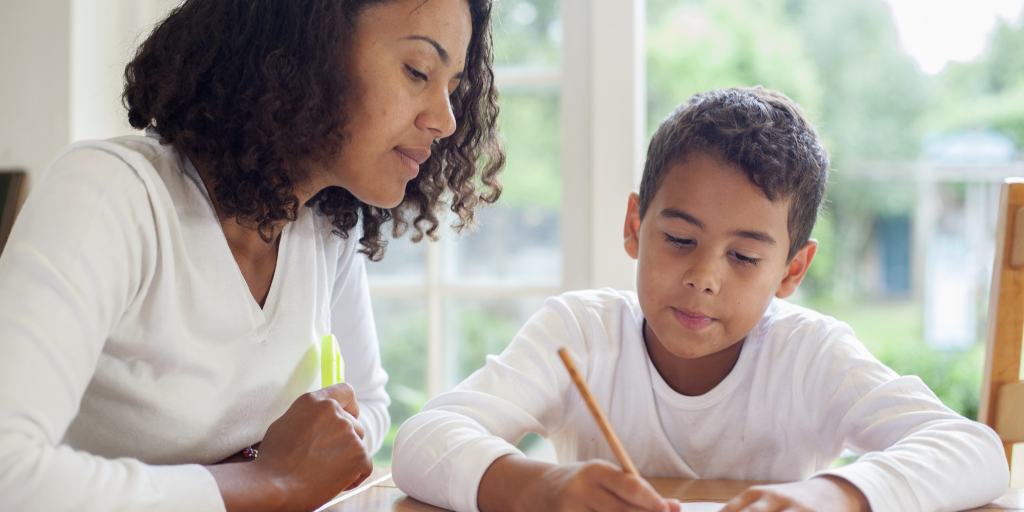 homework parents responsibility children hard parent easy prioritize empathy finds tips huffpost mehta roy via getty survey