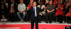ED MILIBAND LABOUR CONFERENCE SPEECH