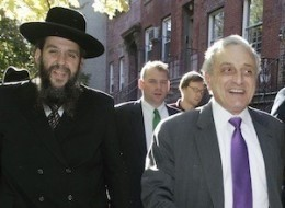 Carl Paladino New York Rabbi