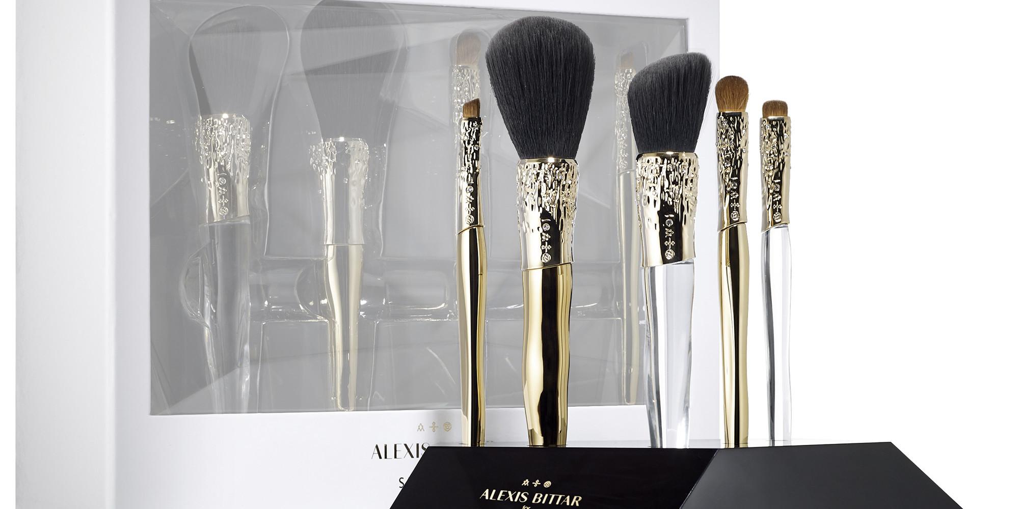 Alexis Bittar Creates The Beyoncé Of Makeup Brushes | HuffPost