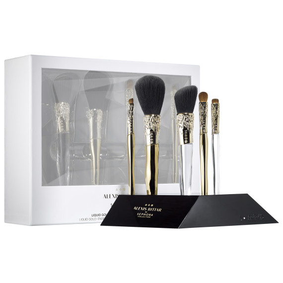 alexis bittar sephora makeup brushes
