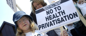 PRIVATISATION NHS