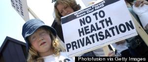 PRIVATISATION NHS