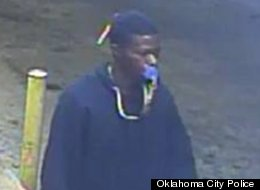 Oklahoma City Police On Lookout For 'Binky Bandit'