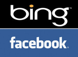Facebook Bing Search