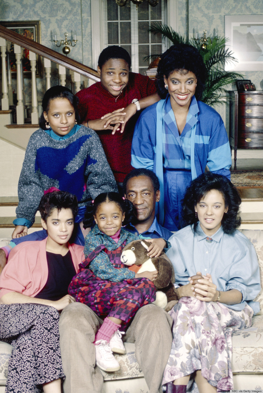 the cosby show cast season 2