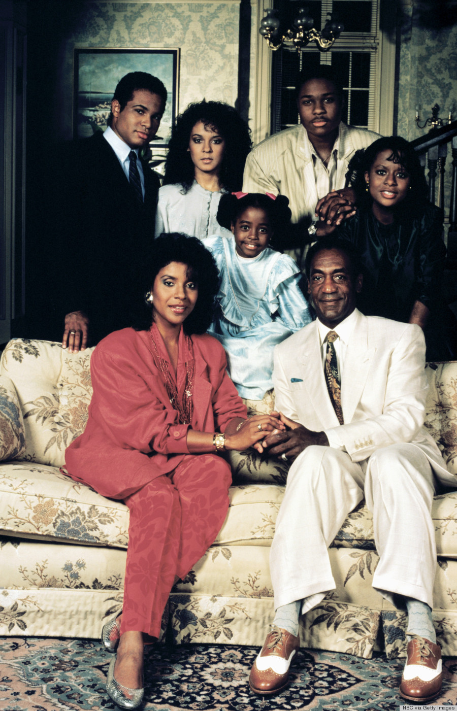 the cosby show cast season 4