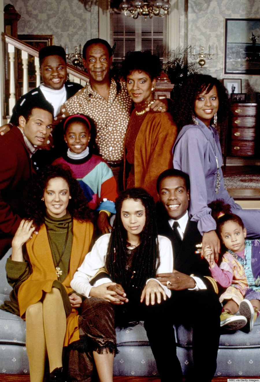 the cosby show cast season 6