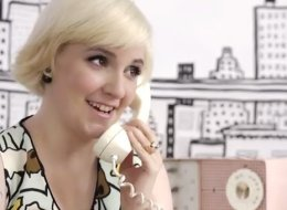 Lena Dunham's New Advice Series Is The Hip Dear Abby You've Always Needed