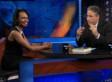 Condoleezza Rice Charms Jon Stewart, Discusses 'Extraordinary, Ordinary People' (VIDEO)