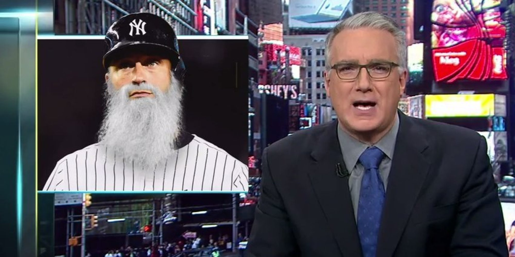 Keith Olbermann Derek Jeter Is Not The Greatest Player