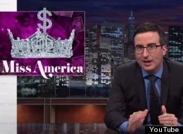 'How The F*** Is This Still Happening?' John Oliver Covers The Miss America Pageant