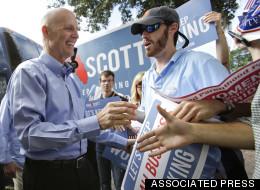 HUFFPOLLSTER: Surveys Show A Close Race For Florida Governor