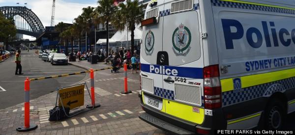 Australian Police Shoot Suspected Terrorist Dead