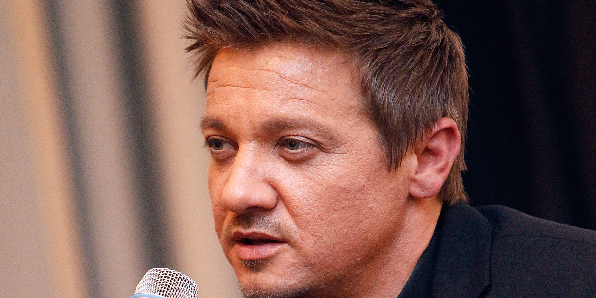 Jeremy Renner Marries ...