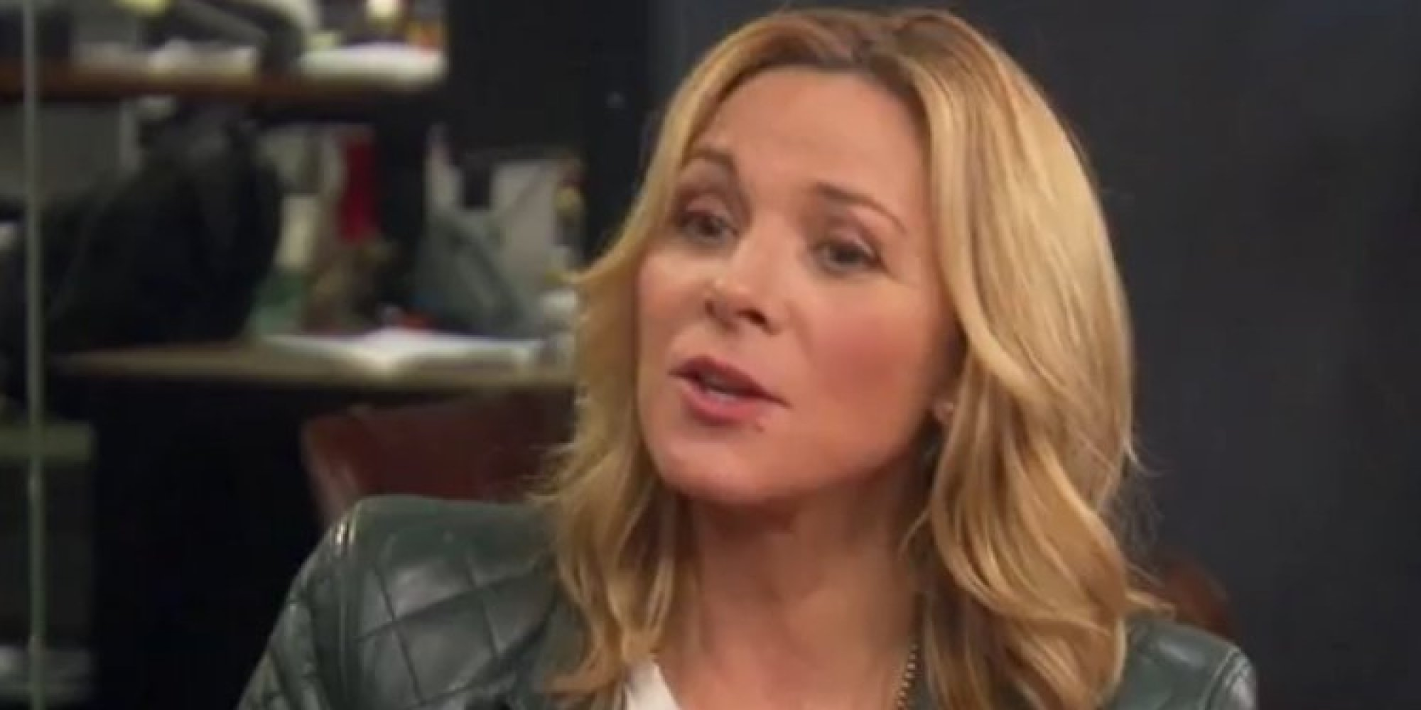 Kim Cattrall Breaks Down The Differences Between 'Sex And The City ...