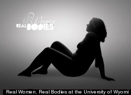 'Real Women, Real Bodies' Silhouettes Are So Much More Than Nude Photos