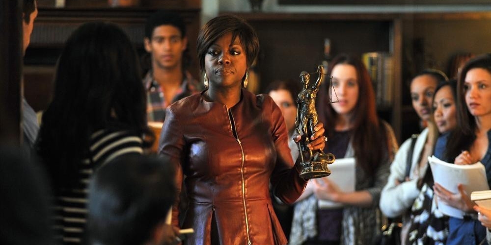 Who Is Getting Away With Murder On 'how To Get Away With Murder,' A  Conspiracy Theory  Huffpost