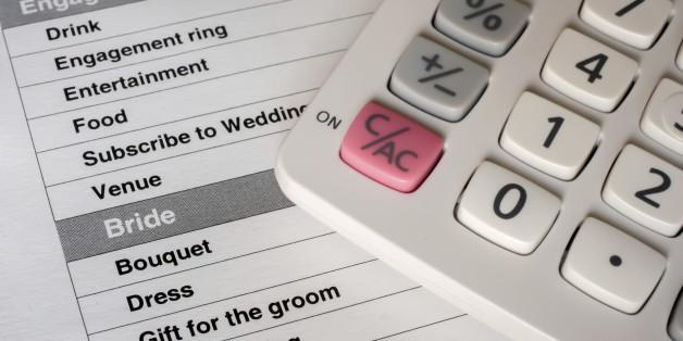 Wedding budget tips huffpost weddings junglespirit Images