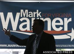 HUFFPOLLSTER: Mark Warner Leads In Two Virginia Polls