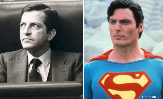 adolfo suarez christopher reeves