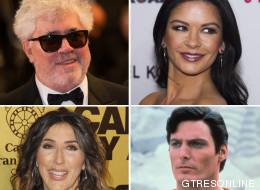 Todos estos famosos son 'hijos' de Papá Noel