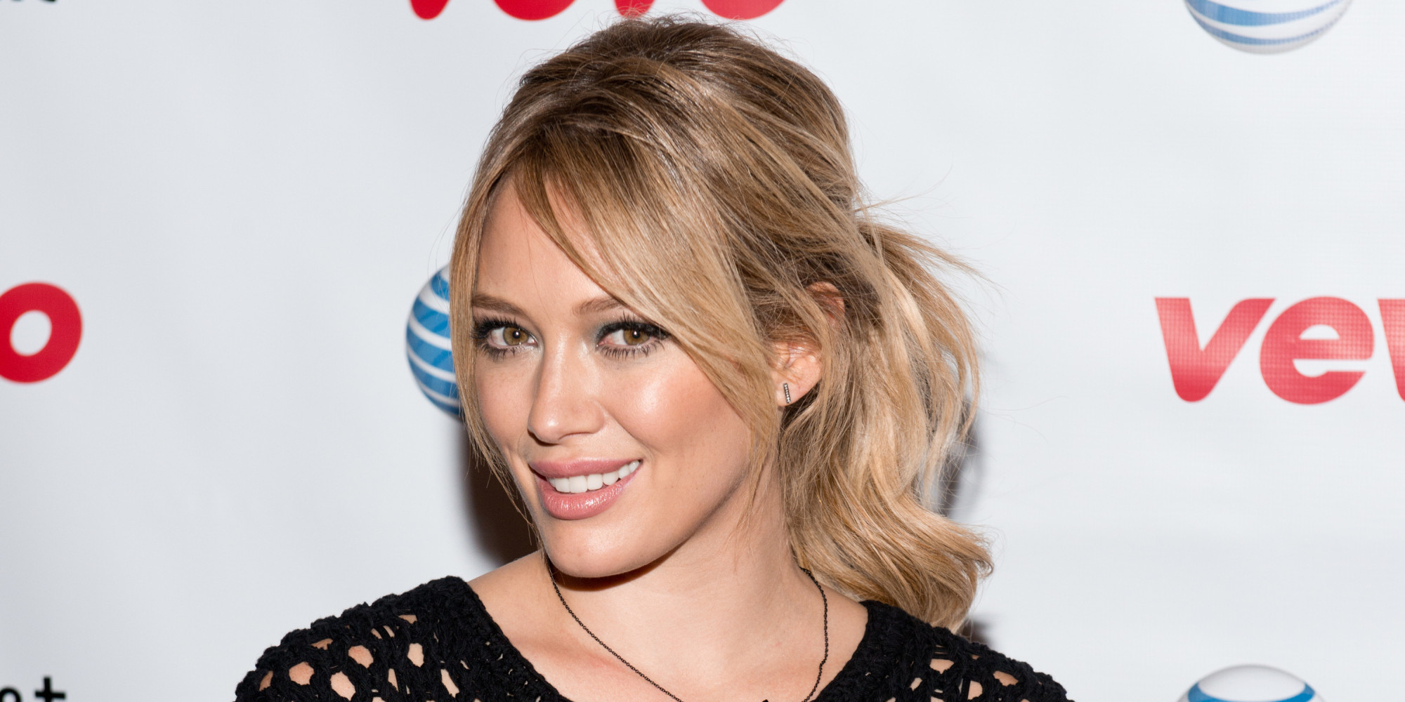 Hilary Duff Turns Heads At The 'All About You' Premiere Party Hilary Duff Facebook